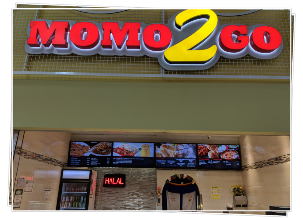 Momo2go Restaurant - Albion Mall, Etobicoke