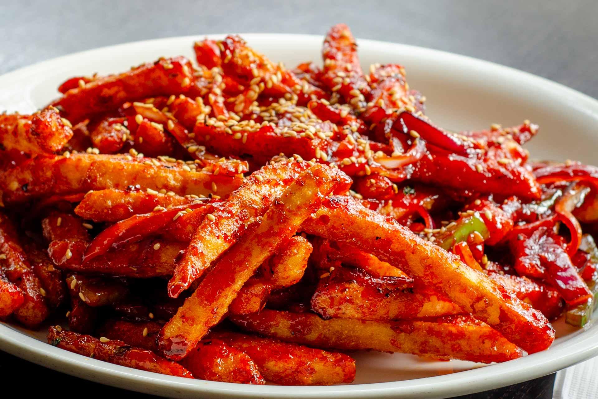 Momo2go - Chilli Fries