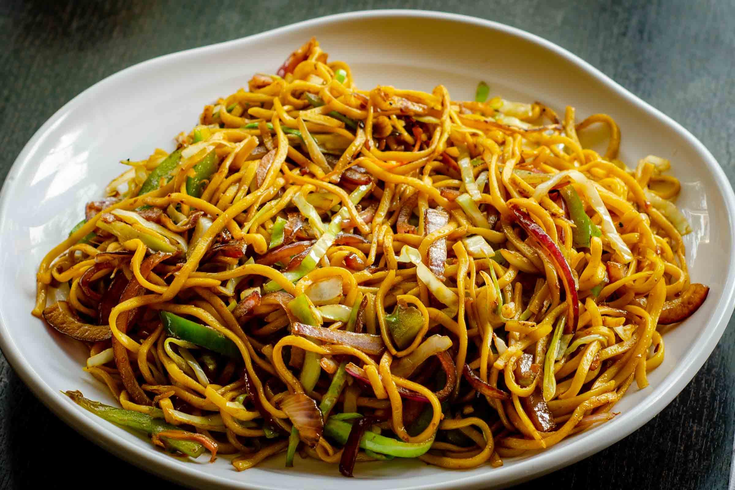 Chow Mein (Chicken/Beef)
