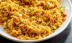 Himalayan Kitchen Special Fried Rice
